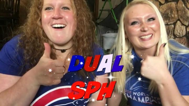 [HD] steph leen dual sph - Steph Leen - Amateur | Sph, Humiliation - 277 MB