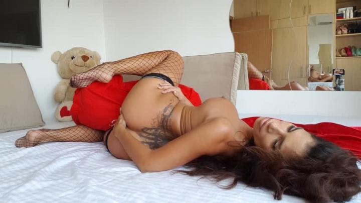 [SD] una alexandar humping and fucking with a pillow - Una Alexandar - Amateur | Pillow Humping, Kink, Solo Masturbation - 510,1 MB