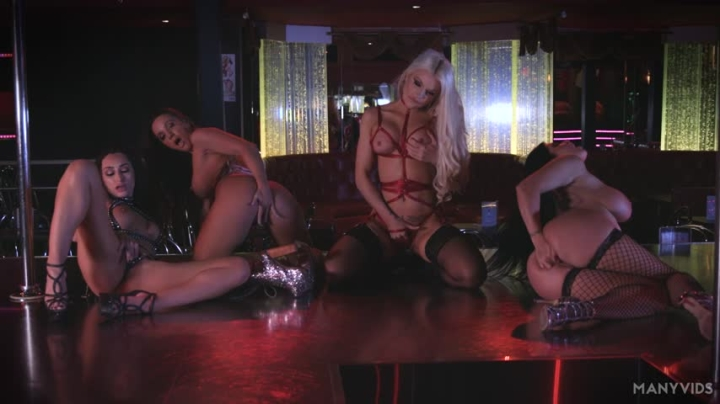 [Full HD] amateur rocking the stage | Strip Club Cams, Strippers - 359,8 MB