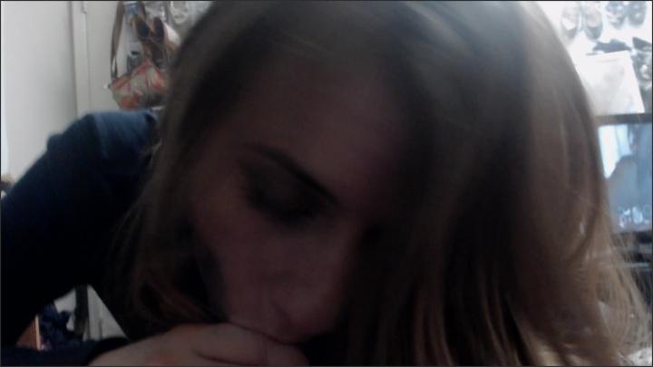[Full HD] amber wildee up close bj with surprise cum  - Amber Wildee - Amateur   Creampie, Cumshots - 475,8 MB