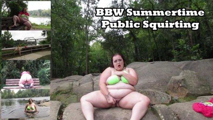 [Full HD] curiousclover bbw summertime public squirting - curiousclover - Amateur | Squirting, Exhibitionism, Glass Dildos - 1,2 GB