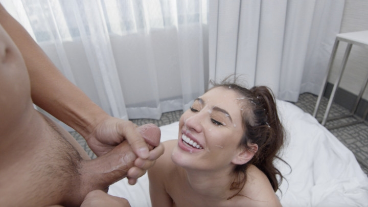 [Full HD] davina davis giving my first asian rim job - Davina Davis - Amateur | Blowjob, Facials - 891,4 MB