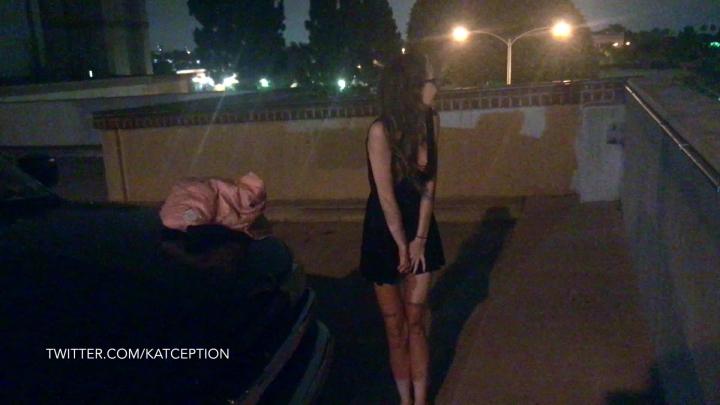 [Full HD] katsaysmeow braces p--ing in public parking lot - KatSaysMeow - Amateur | Public Outdoor, Public Flashing - 303,1 MB