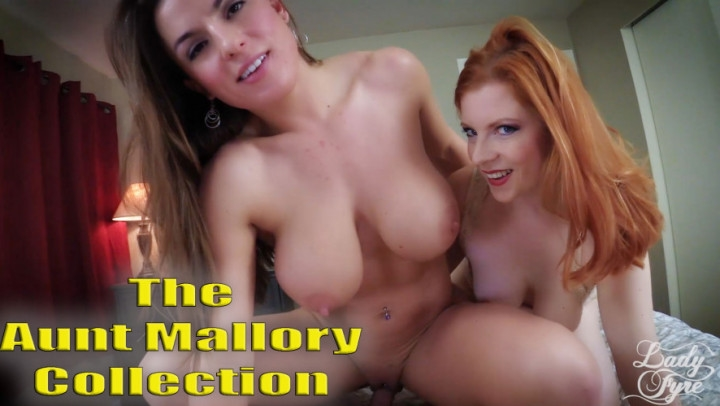 [Full HD] laz fyre aunt mallory the complete series 5clips - Laz Fyre - Amateur | Threesome, Taboo, Big Boobs - 4,2 GB