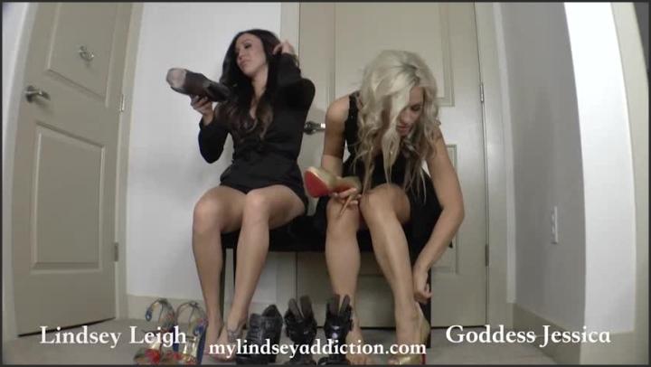 [SD] lindsey leigh goddess lindsey and goddess jessica 2 - Lindsey Leigh - Amateur   Size - 134,9 MB
