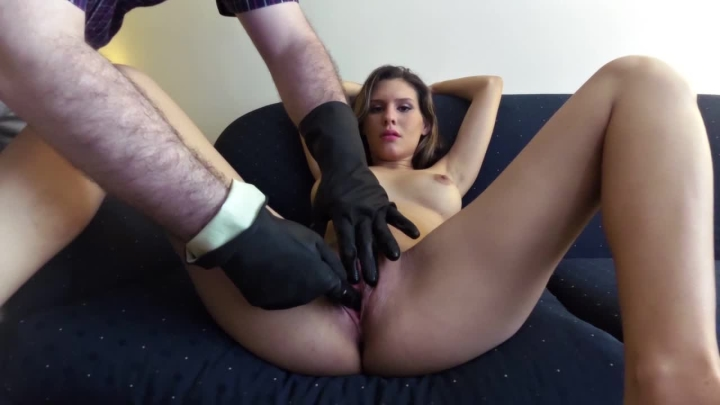 [HD] luciarayne gloved vaginal search 5 months pregnant - luciarayne - Amateur | Embarrassed Naked Female, Glove Fetish, Fingering - 1,6 GB