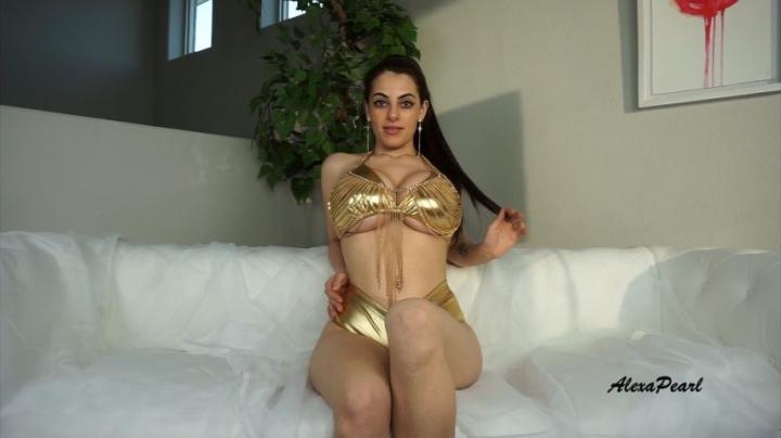 [Full HD] missalexapearl goddess alexas cum slave - MissAlexaPearl - Amateur   Titjobs, Goddess Worship - 1,5 GB
