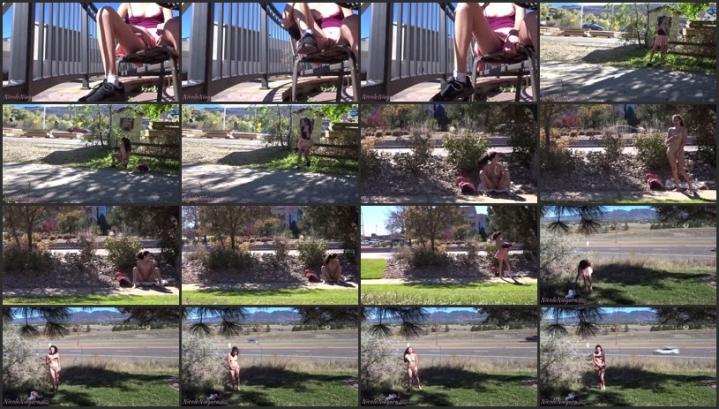 Full Hd Nicoleniagara Masturbating Butt Naked Around Town