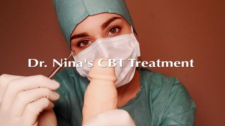 1 $ Tariff [HD] ninacrowne dr ninas cbt treatment - NinaCrowne - Amateur | Glove Fetish, Femdom Pov, Cbt - 1,1 GB