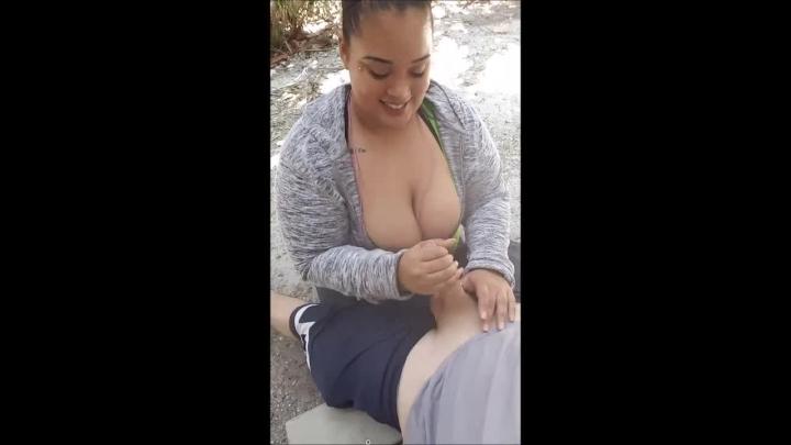 [HD] nirvana lust risky public sucking and facial - Nirvana Lust - Amateur | Public Blowjob, Bbw, Big Boobs - 203,2 MB