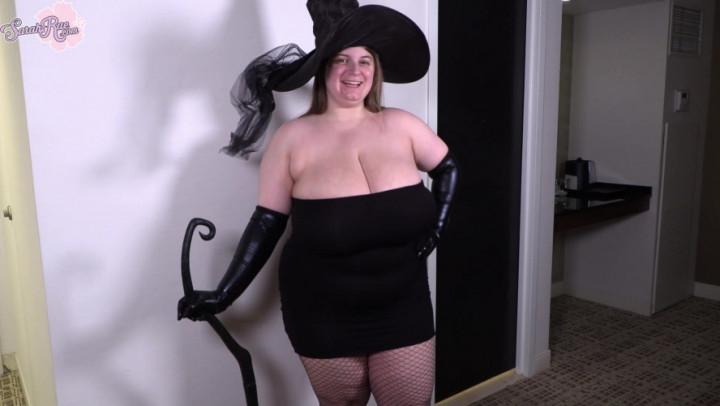 [Full HD] sarah rae busty witch - Sarah Rae - Amateur | Masturbation, Huge Boobs, Halloween - 1018,4 MB