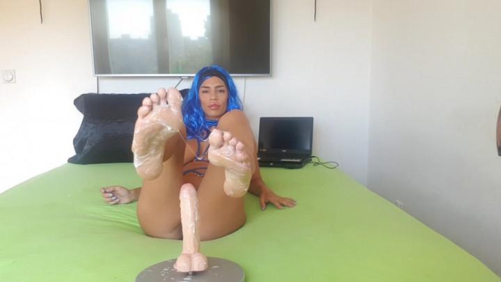 [SD] una alexandar my slutty sister likes footjob - Una Alexandar - ManyVids | Dildos, Fetish - 144,2 MB
