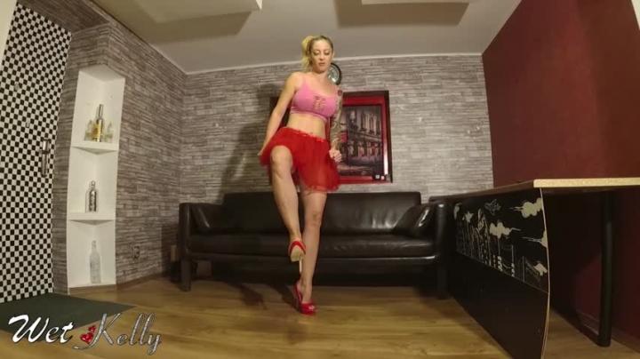 [Full HD] wet kelly dominant cheerleader joi - Wet Kelly - Amateur | Blonde, Cheerleaders - 257,2 MB