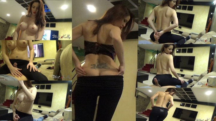 [Full HD] wet kelly handjob and cum on yoga pants - Wet Kelly - Amateur | Handjobs, Yoga Pants - 327,2 MB
