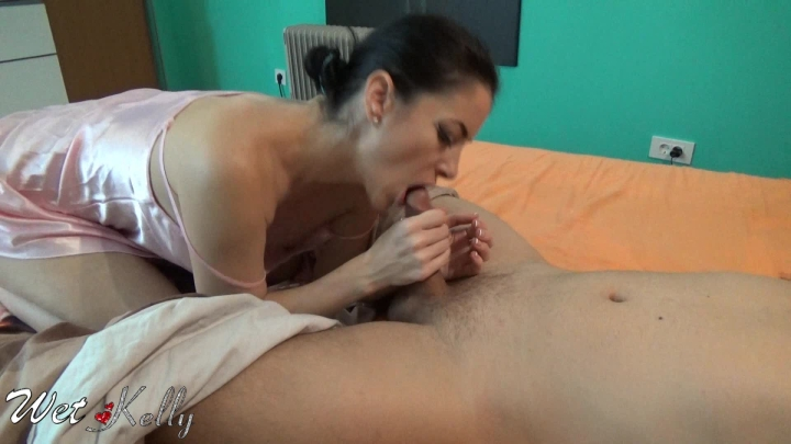 [Full HD] wet kelly morning blowjob - Wet Kelly - Amateur | Cum Swallowers, Blow Jobs, Cum Play - 370,2 MB