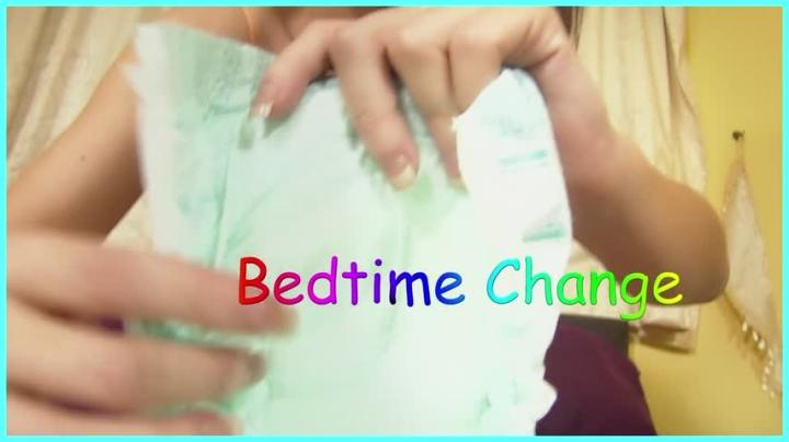[Full HD] whores are us bedtime change - whores are us - Amateur | Diaper, Diaper Discipline - 286,5 MB