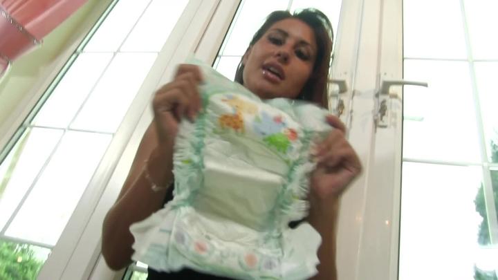 [Full HD] whores are us diaper change - whores are us - Amateur | Humiliation, Diaper, Diaper Discipline - 286 MB