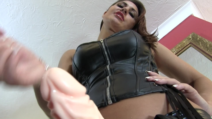 [Full HD] whores are us dom joi - whores are us - Amateur | Joi, Leather, Strap-on - 376,9 MB