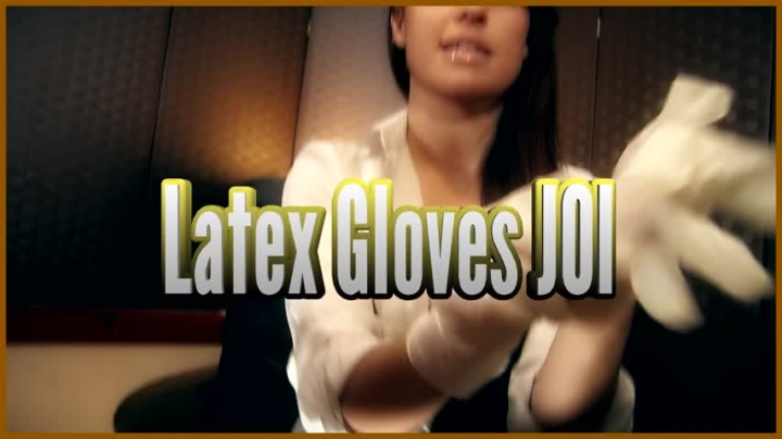 [Full HD] whores are us latex gloves joi - whores are us - Amateur | Latex, Glove Fetish - 334,9 MB