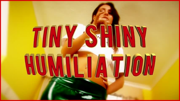 [Full HD] whores are us tiny shiny humiliation - whores are us - Amateur   Sph, Goddess Worship - 297,1 MB