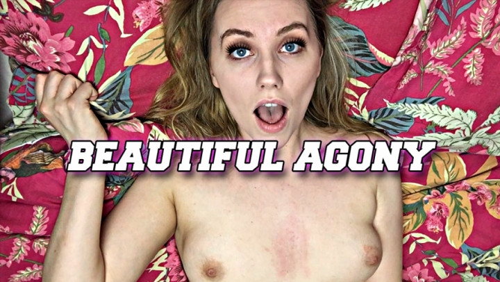 [Full HD] automicblonde my first beautiful agony - Automicblonde - Amateur | Blonde, Breast Bouncing - 470,5 MB