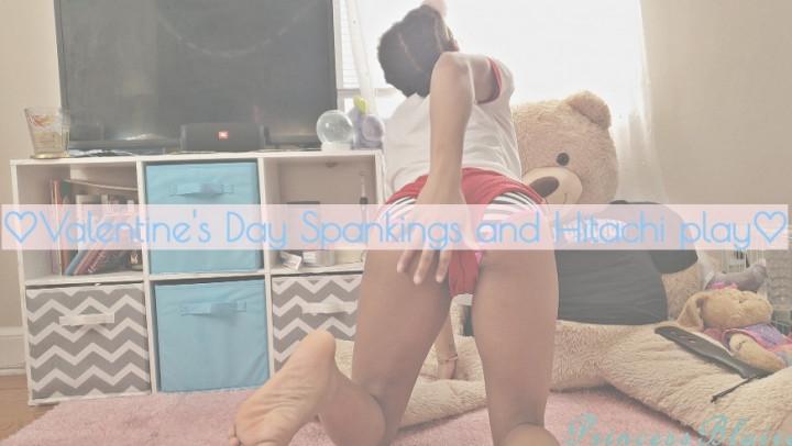 [HD] blaire monet valentines day spanks amp hitatchi fun - Blaire Monet - Amateur | Spanking, Hitachi, Valentine's Day - 74,6 MB
