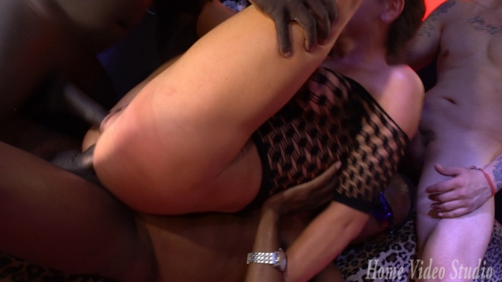[Full HD] home video studio gangbang show with nataly gold - Home Video Studio - Amateur | Interracial, Double Anal, Bbc - 1,9 GB