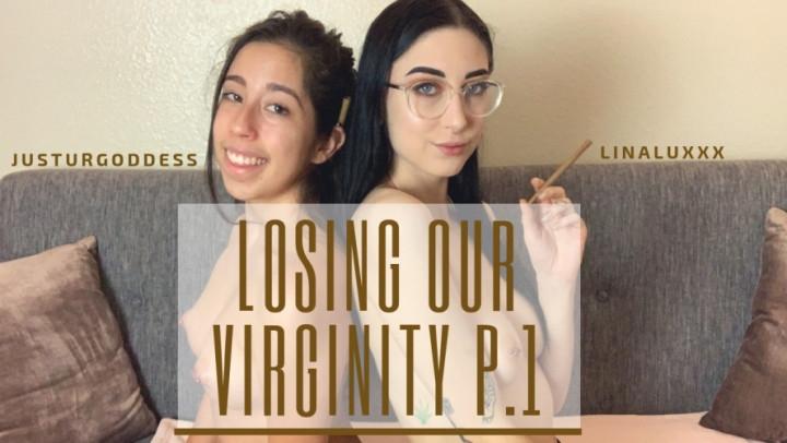 [Full HD] justurgoddess losing our virginity p1 - justurgoddess - Amateur | Small Tits, Puffy Tits - 971,6 MB