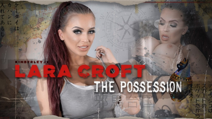 1 $ Tariff [Full HD] kimberleyjx lara croft the possession - KimberleyJx - Amateur | Cosplay, Creampie, Role Play - 369,4 MB