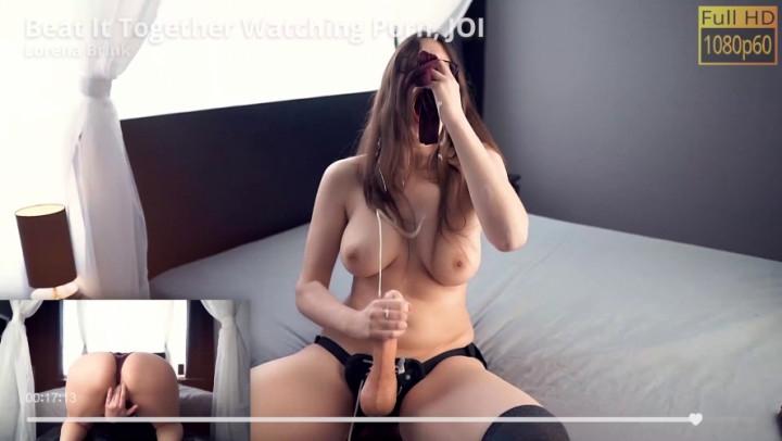 1 $ Tariff [Full HD] lorena brink custom beat it together with porn joi - Lorena Brink - Amateur | Futanari, Strap-on, Joi - 840,6 MB