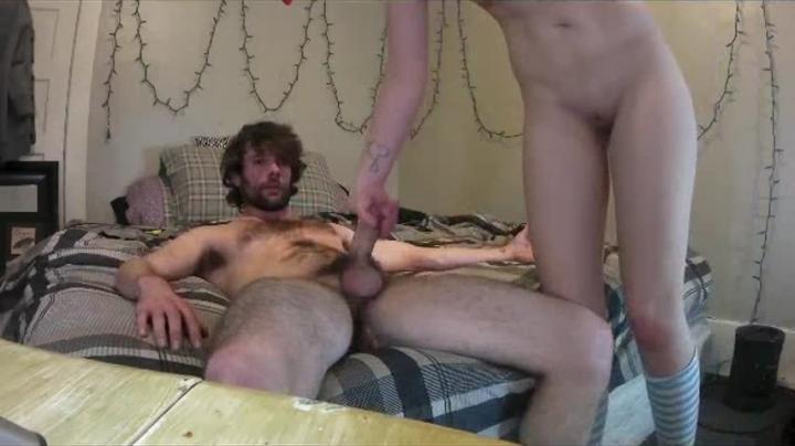 [LQ] missmiseryxxx anal slut rides cock deep - MissMiseryXXX - Amateur   Daddys Girl, Anal - 33,5 MB