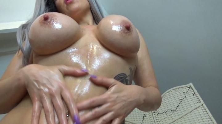 [Full HD] pennylondon fuck my big oily tits - PennyLondon - Amateur | Milf, Oil - 835,7 MB