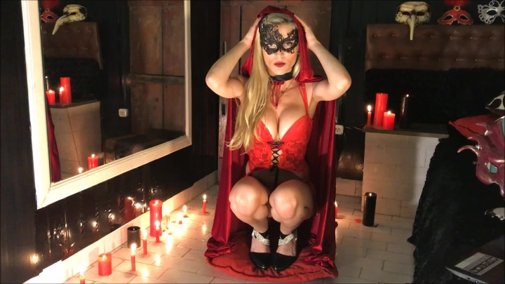 [Full HD] rebecca de winter halloween secret gathering - Rebecca de Winter - Amateur | High Heels, Corset - 1,5 GB