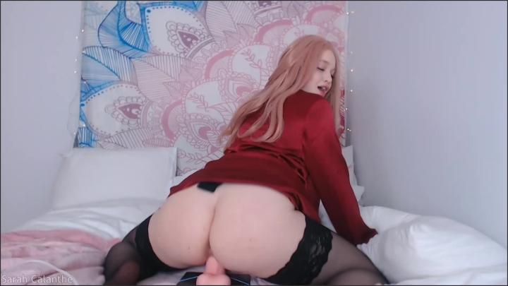 1 $ Tariff [Full HD] sarah calanthe my first cum show on cam mv live - Sarah Calanthe - Amateur   Dildo Fucking, Deepthroat, Live Cams - 2,3 GB