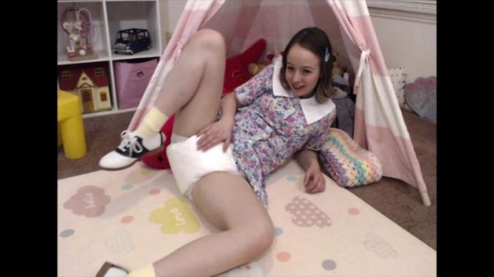 [HD] sweetellasunshine double diaper fun - Ella Raine - Amateur | Diaper Fetish, Vintage - 43,2 MB