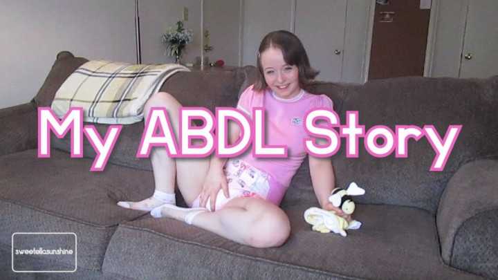 [HD] sweetellasunshine how i got into abdl - Ella Raine - Amateur | Age Play, Adult Babies, Diaper - 742,8 MB
