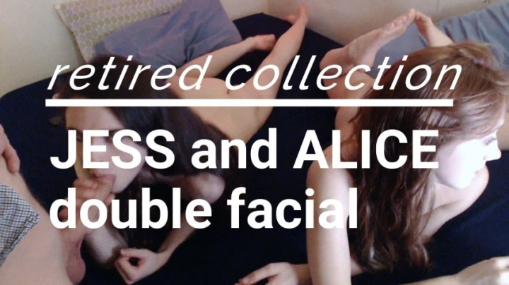 1 $ Tariff [HD] aliceoncam massive double facial retired - AliceOnCam - Amateur | Cumshots, Facials, Threesome - 136,9 MB
