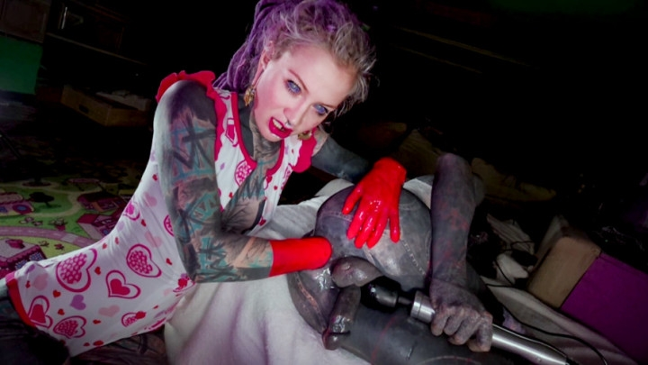 [Full HD] anuskatzz heavily tattooed latex gloves fisting - Anuskatzz - Amateur | Anal Play, Latex, Trans - 2,2 GB