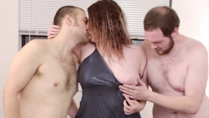 [Full HD] bigbuttbooty cheating wife gets rough mmf threesome - BigButtBooty - Amateur | Cheating Wife, Double Penetration, Rough Sex - 1,8 GB