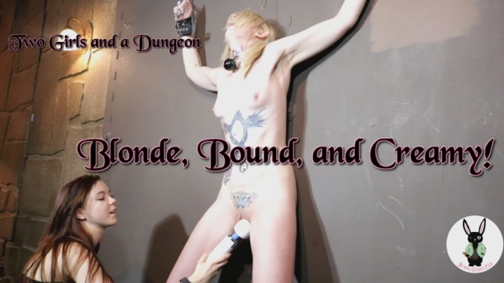 "[Full HD] bunnie hughes femdom hd tormenting my blonde slave - Bunnie Hughes - Amateur - ""duration 00:19:31"" 
