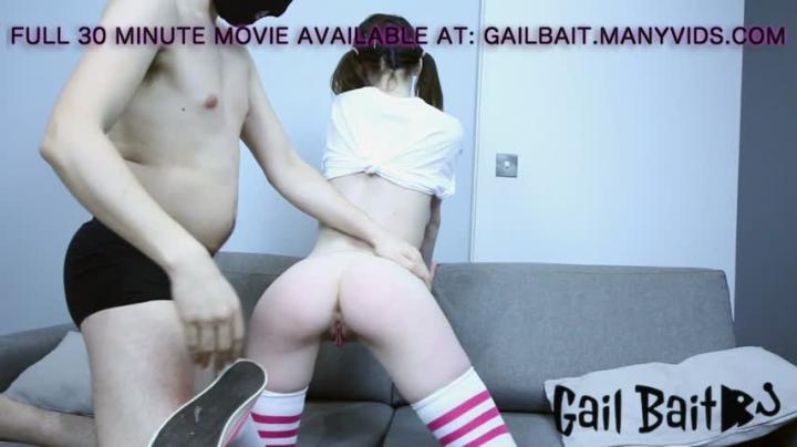 [Full HD] gail bates trailer daddys girl slut training pt 2 - Gail Bates - Amateur | Daddy Roleplay, Petite, Bondage - 182,3 MB