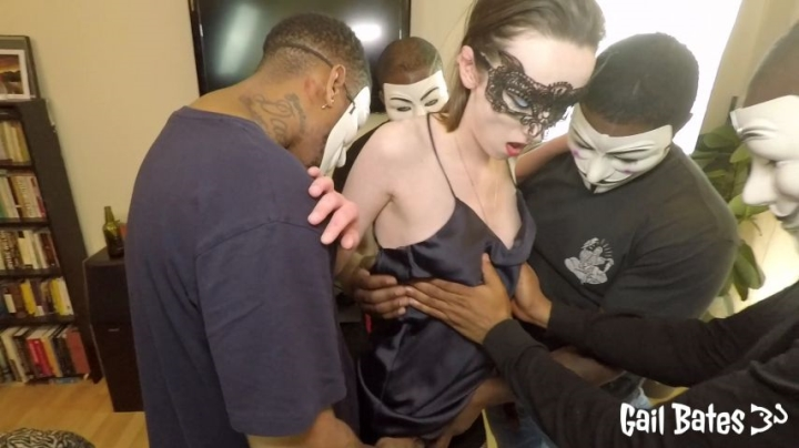 [SD] gail bates trailer first interracial bbc gangbang - Gail Bates - Amateur | Gangbangs, Interracial, Teens - 47,4 MB