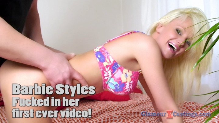 """[Full HD] glamourxcastings barbie in debut casting fuck session - GlamourXCastings - Amateur - """"duration 00:19:19"""" 