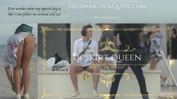 1 $ Tariff [Full HD] helenas cock quest my cock quest 1 pt1 im upskirt queen - Helenas Cock Quest - Amateur | Upskirt, Voyeur - 471,7 MB