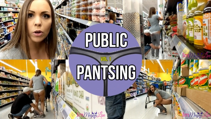 "[Full HD] immeganlive public pantsing vol 1 - ImMeganLive - Amateur - ""duration 00:07:28"" | Public Flashing, T-shirts And Panties - 1,3 GB"