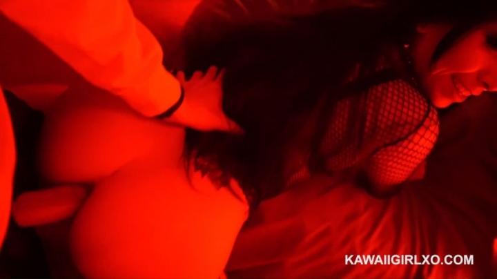 1 $ Tariff [Full HD] kawaii girl anal date with a succubus dbl creampie - Kawaii girl - Amateur   Fishnets, Cosplay - 1,7 GB