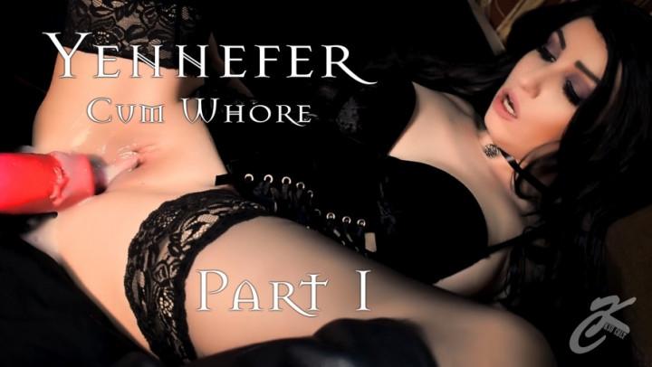 [Full HD] ksucolt yennefer cum whore part 1 - KsuColt - Amateur | Fuck Machine, Anal, Huge Dildo - 2 GB