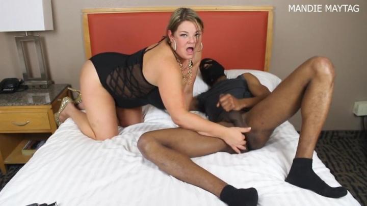 [Full HD] mandie maytag internet troll gets his dream come true - Mandie Maytag - Amateur | Bbw Interracial, Ass Eating, Handjobs - 868,1 MB