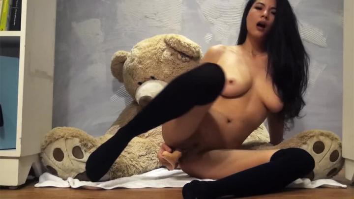 [HD] ms nana creamy cum hd - Ms Nana - Amateur   Butt Plug, Big Boobs, Creamy - 705,9 MB