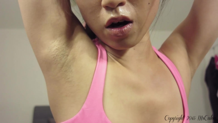 [Full HD] mscakes worship my sweaty stubbly armpits - MsCakes - Amateur | Asian, Sweat Fetish, Humiliation - 317,1 MB
